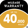 Mileage Warranty ICon
