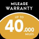Mileage Warranty ICon